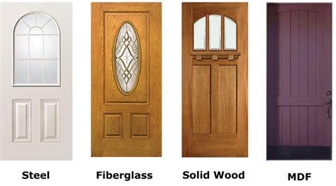Painting Metal Kitchen Cabinets by Choosing An Exterior Entry Door Steel Wood Mdf