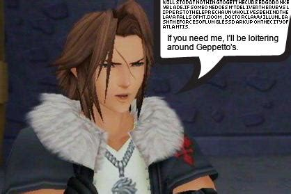 prolific pubic hair why final fantasy doesn t matter to kingdom hearts