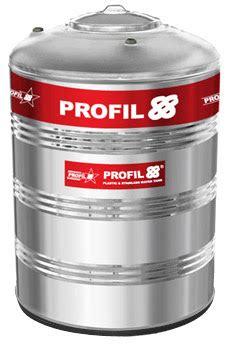Tandon Air 550 Liter Hidrofil Tank harga profil tank terbaru harga profil 88 tandon air