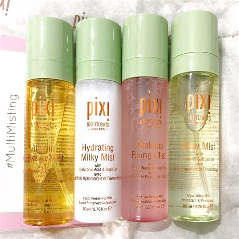Belleza Skincare pixi skin mist collection skin care