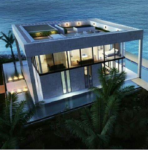 contemporary beach house with terraces idesignarch beautiful modern beach home with roof terrace and solar