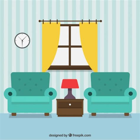 Room Wall Clipart Living Room Decoration