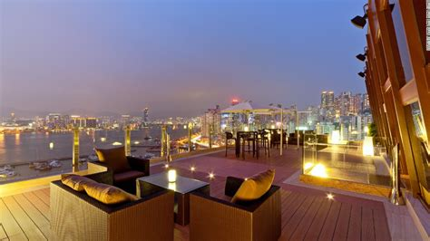 top bars hong kong hong kong s 14 best hotels for amazing views cnn com