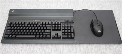 What Is A Living Room Keyboard The Corsair Lapdog Review Gaming With A Mouse And