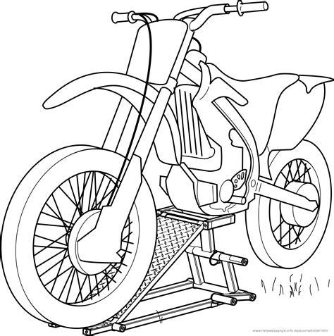 Ausmalbilder Motorrad by Ausmalbilder Fahrr 228 Der Und Motorr 228 Der