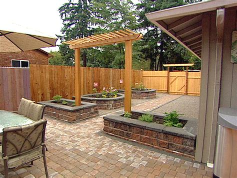 in the backyard or on the backyard upgrading the side yard diy