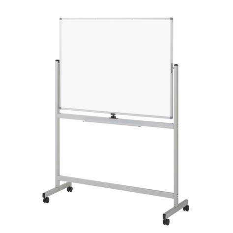 Mobile Kitchen Cabinets by New Ucomm Whiteboard Mobile Whiteboard 900 X 1200 Mm Ebay