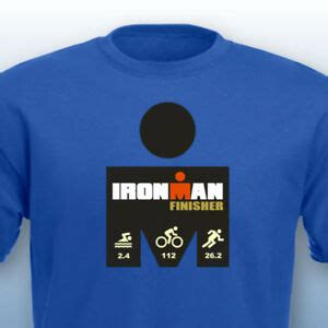 Tshirt Ironman Finisher ironman triathlon 140 6 70 3 finisher heavy cotton t shirt