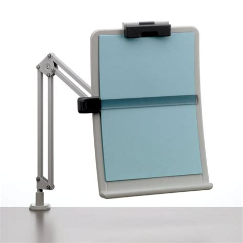 Document Holder For Desk by More Convenient Work With Desktop Document Holder For Typing