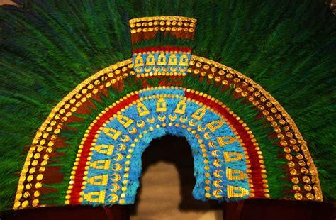 imagenes penachos mayas penacho del m 233 xico antiguo