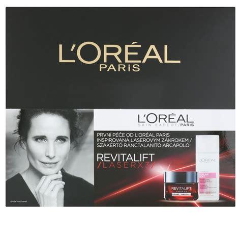 L Oreal Revitalift Laser X3 l or 201 al revitalift laser x3 cosmetic set ii