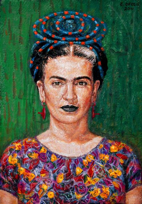 frida kahlo biography artwork frida kahlo painting by edward ofosu
