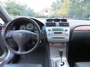 2005 Toyota Camry Interior Picture Of 2005 Toyota Camry Solara Sle V6 Interior