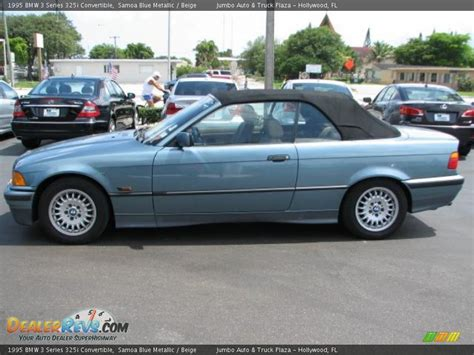 1995 bmw 325i convertible 1995 bmw 3 series 325i convertible samoa blue metallic