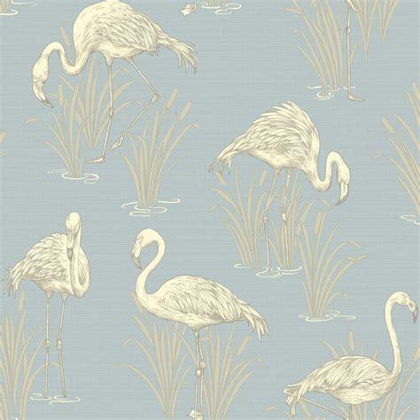 flamingo wallpaper ebay arthouse vintage lagoon flamingo wallpaper 5 colours
