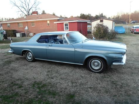 Chrysler Sports Coupe by 1964 Chrysler 300 Sport Coupe Stunning Rust Free Stock