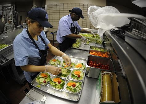 file jeannette guin and shaun jones food service workers with the 354th support squadron