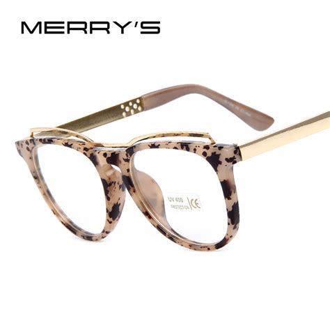 frame design eyeglasses merry s fashion women cat s eye glasses frame brand