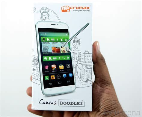 how to use canvas doodle 2 micromax canvas doodle 2 unboxing