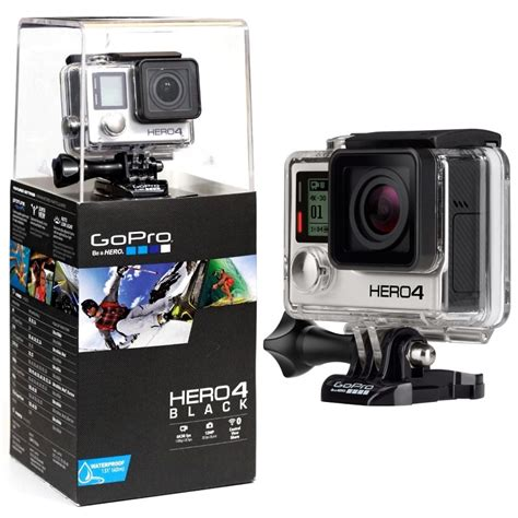 Go Pro Hero4 gopro hero4 black edition the best gopro gopro