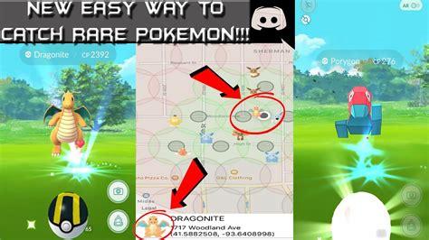 discord pokemon go how to easily catch rare pokemon everyday using discord