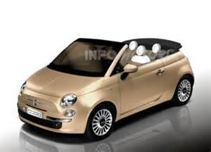 Fiat Cabriolet 500 Future Fiat 500 Cabriolet