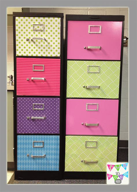 file cabinet decorating ideas repurposed filing cabinet a how to guide in room 4b