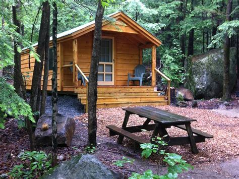 Cottages In Adirondacks by Adirondack Cing Cabins At The Adirondack Cing