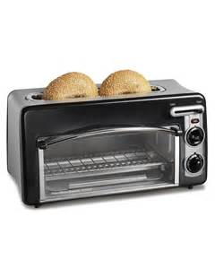Mini Toaster Oven Reviews Amazon Com Hamilton Beach Toastation 2 Slice Toaster And
