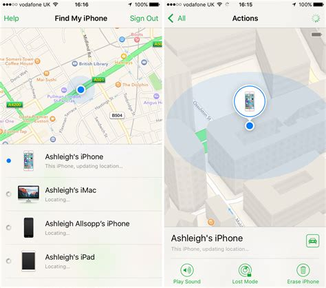 Find Lost How To Find A Lost Iphone Or Mac Track An Iphone Or How To Macworld Uk