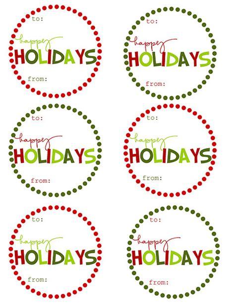 Christmas Gift Tags Printable Decor   big selection of christmas gift tags printable decor