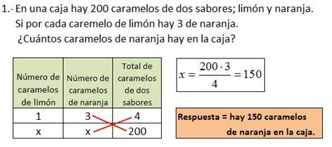 10 preguntas indirectas y directas 2 9 problemas de proporcionalidad matelucia