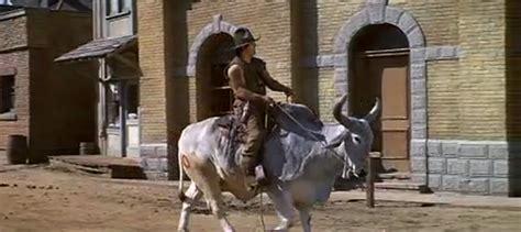 gene wilder riding bull trophy unlocked stubs blazing saddles