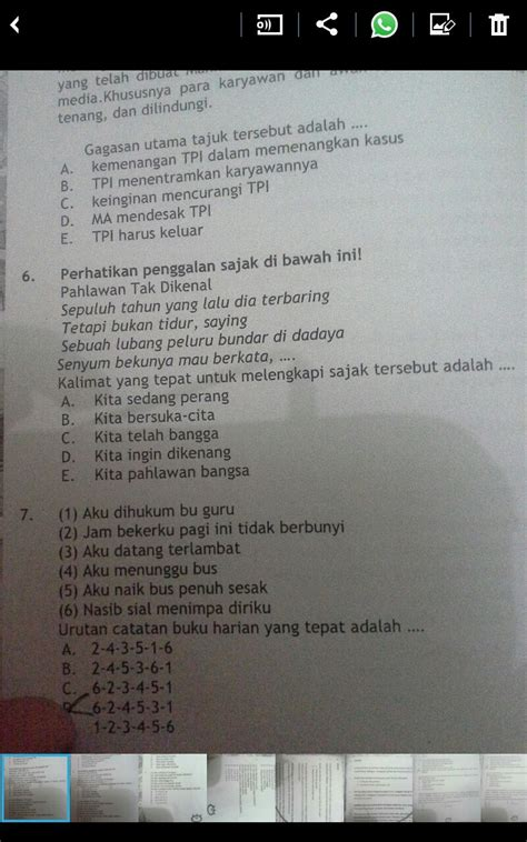 tugas 4 membuat drama berstruktur teks anekdot jawaban bahasa indonesia kelas 10 sma apresiasi puisi jawab ya no