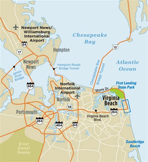 map us east coast beaches virginia east coast map quotes