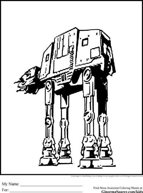 star wars at at coloring page lego chewbacca coloring page az coloring pages