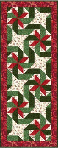 Missouri Patchwork - zig zag table runner pattern from missouri quilt co