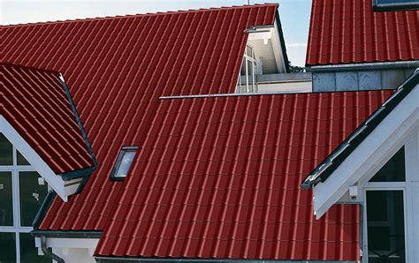 Dachziegel Rot Engobiert by Dachziegel Heisterholzer Rubin 11v Ein Dachziegel Aus Dem