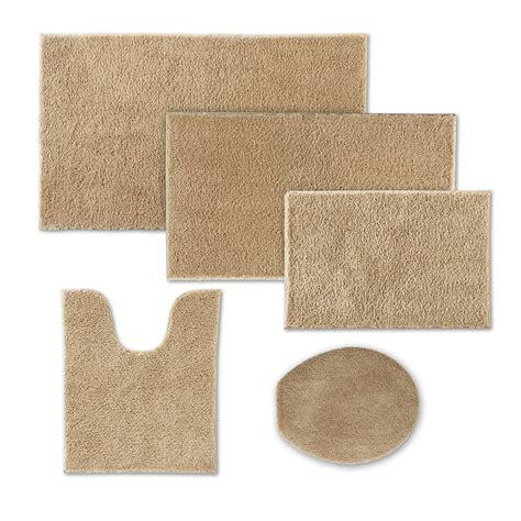kmart bathroom rug sets plush bath rug kmart com