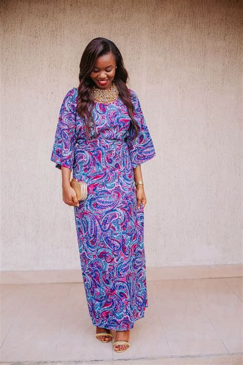 Pictures Of Buba With Ankara | iro buba afro nigerian print ankara fashion