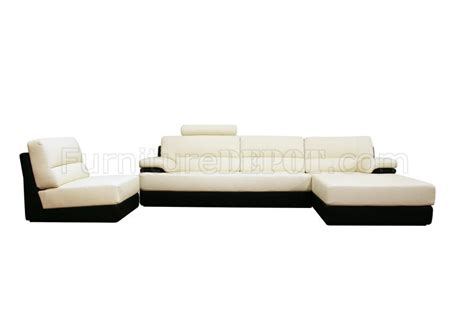 modern cream leather sofa cream leather modern sectional sofa and chair set
