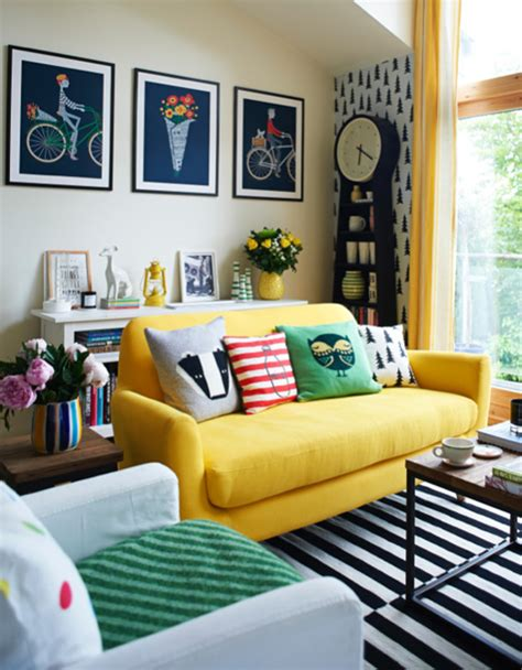 colorful home decor colorful house decor with shabby chic details digsdigs