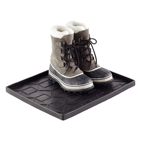 shoe boot trays the container store