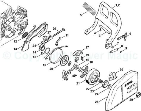 stihl ms 170 parts diagram stihl ms 170 parts diagram