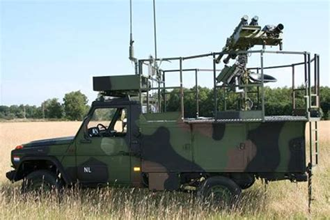 Raket Dms fim 92 stinger lucht afweer raket systeem nederland verenigde staten