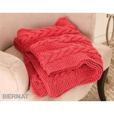 knitting pattern maker free knitting pattern bernat maker home dec cable ready