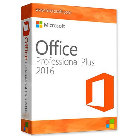 Ms Office Professional by Microsoft Office Professional 2016 Pro Plus 2016 For