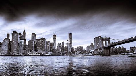 new york city skyline wallpaper black and white new york skyline wallpapers wallpaper cave