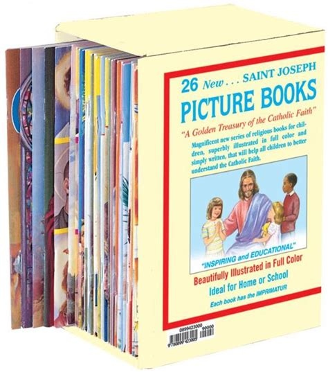 st joseph picture books st joseph picture book set 26 books 33338