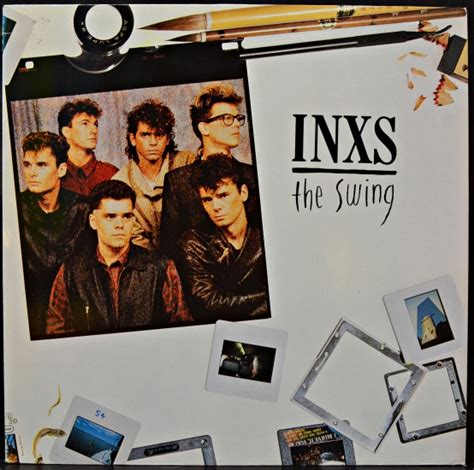the swing inxs inxs the swing 818 553 1 lp album black vinyl bazar brno